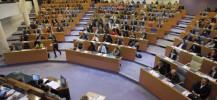En séance plénière du CRIF